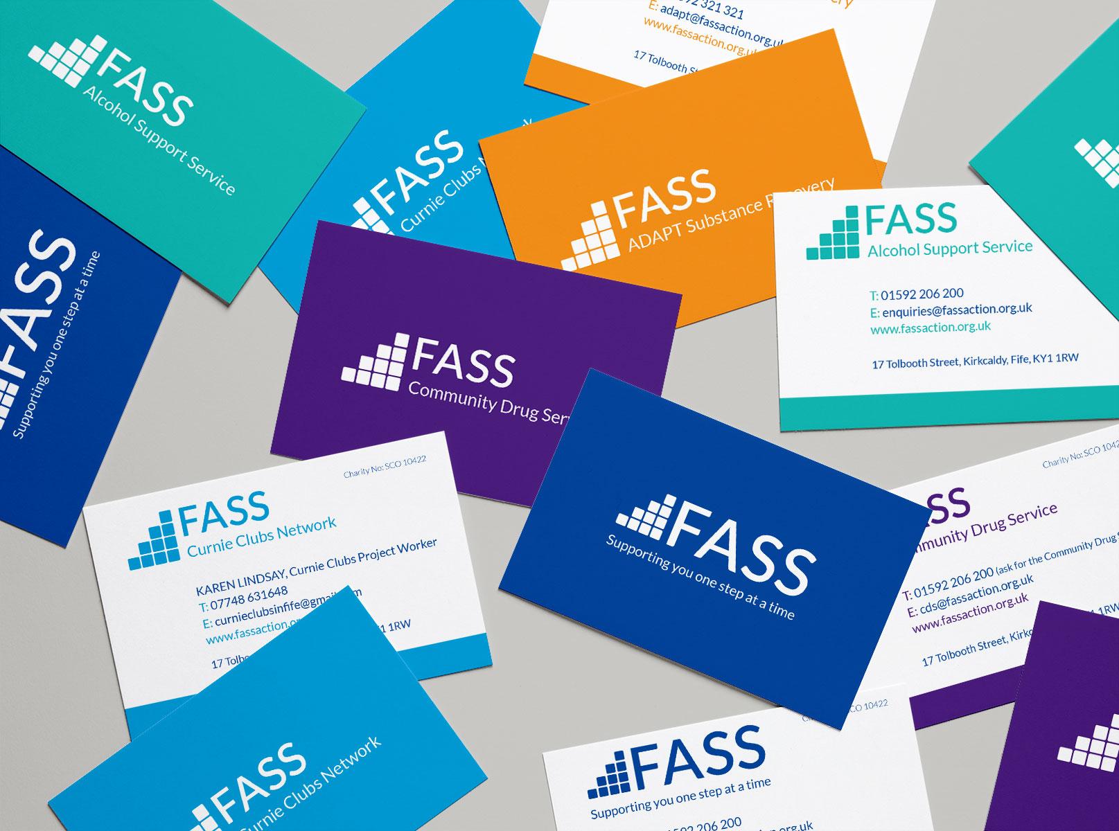 FASS Business Cards