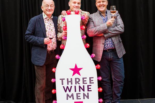 3 Wine Men