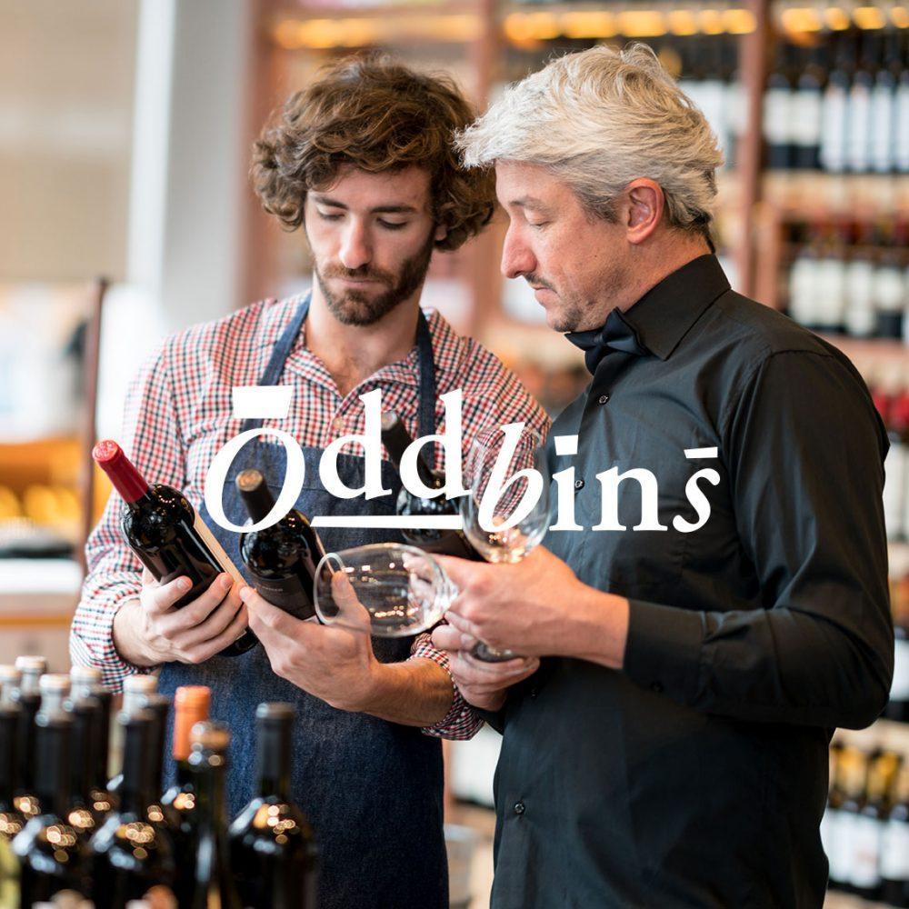 ODDBINS WINE RETAILER