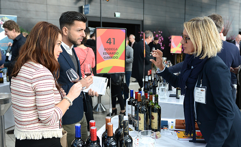 Wines From Spain Tasting - Sky Gardens London