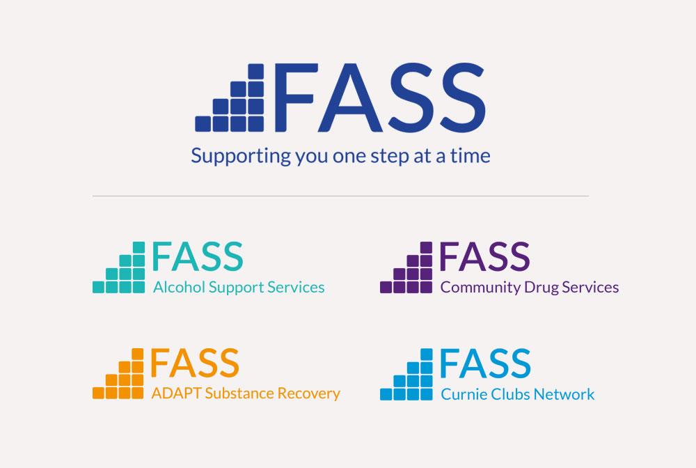 FASS logo development