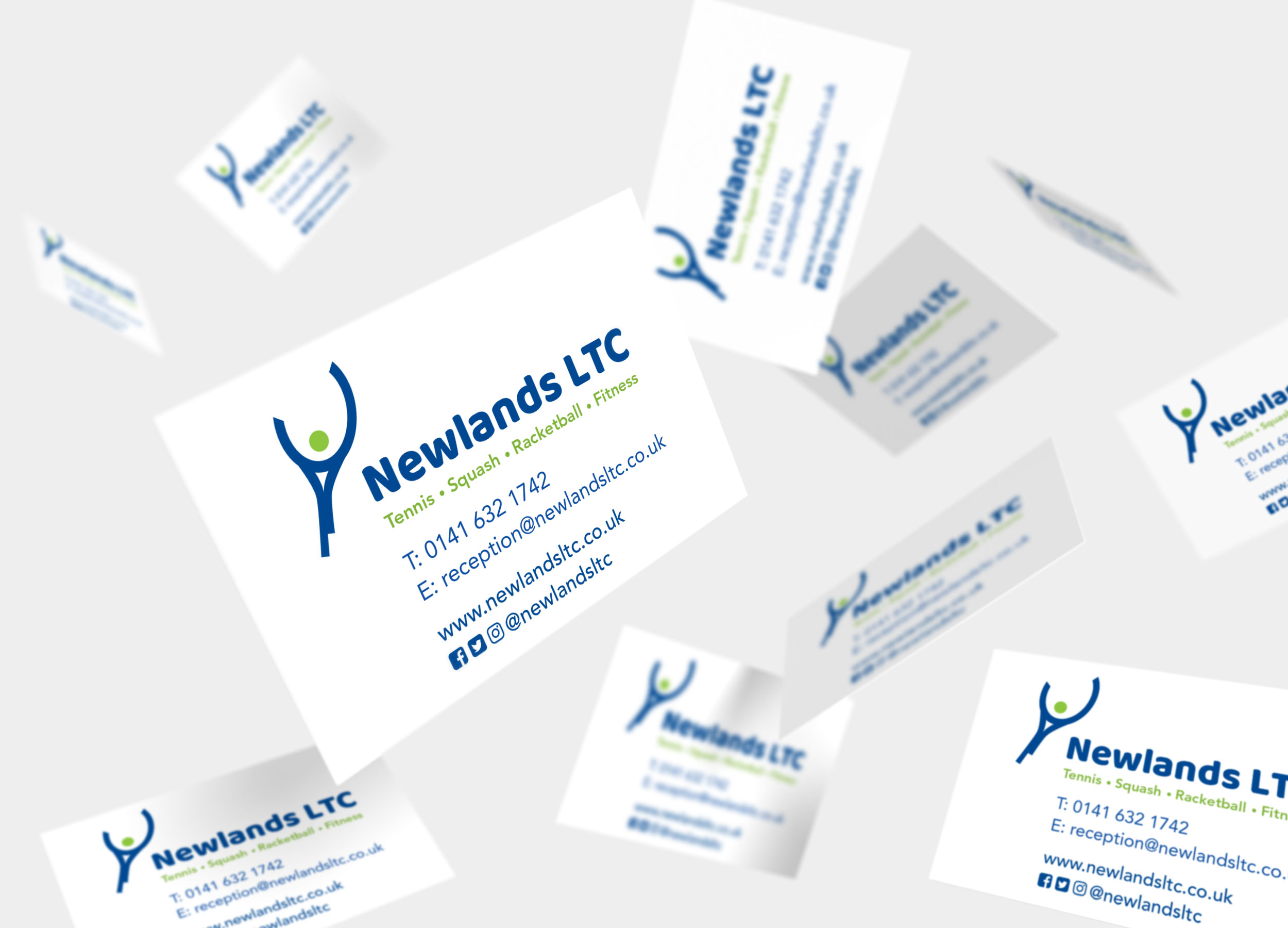 Newlands LTC Business Cards