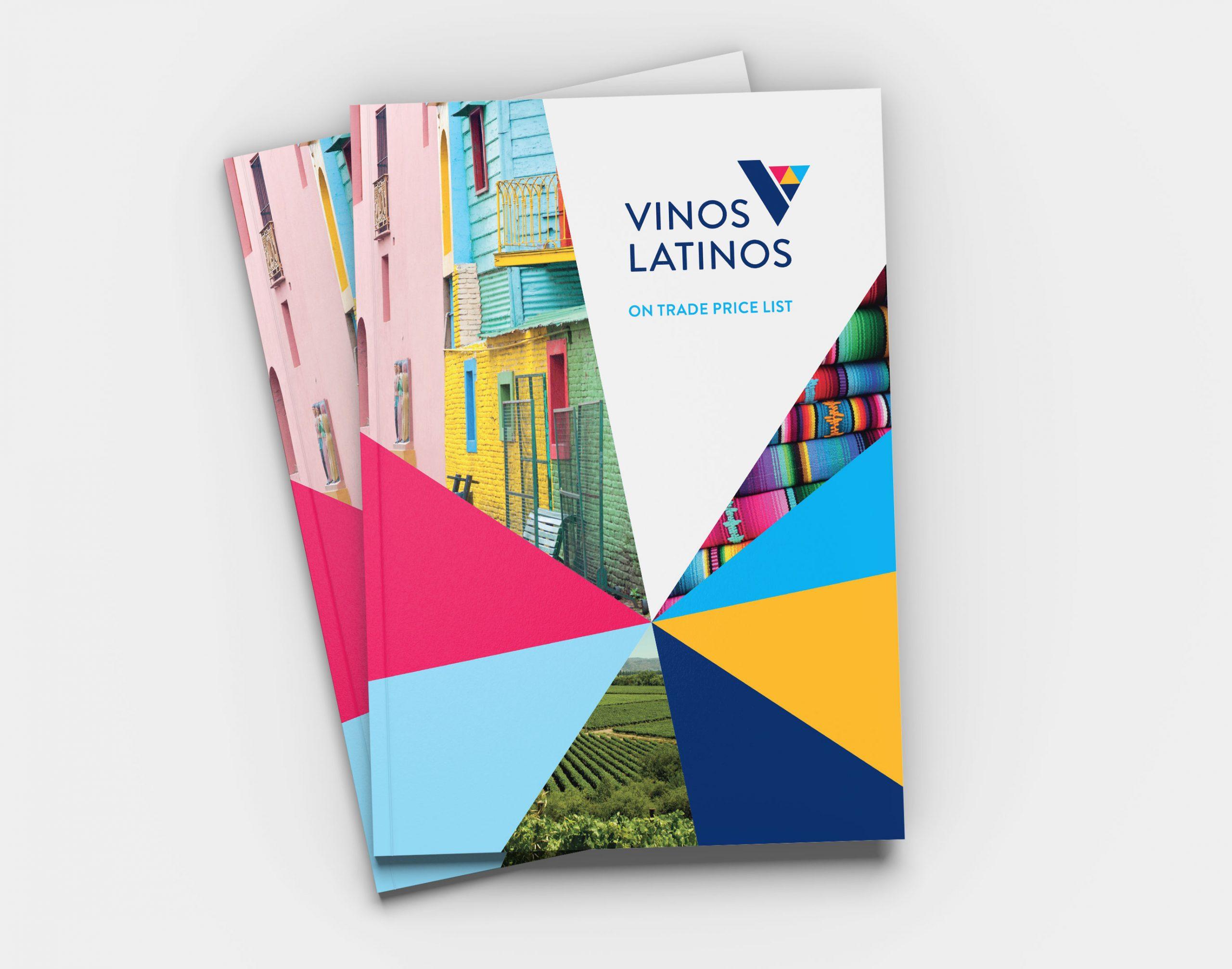 Vinos Latinos Brochure
