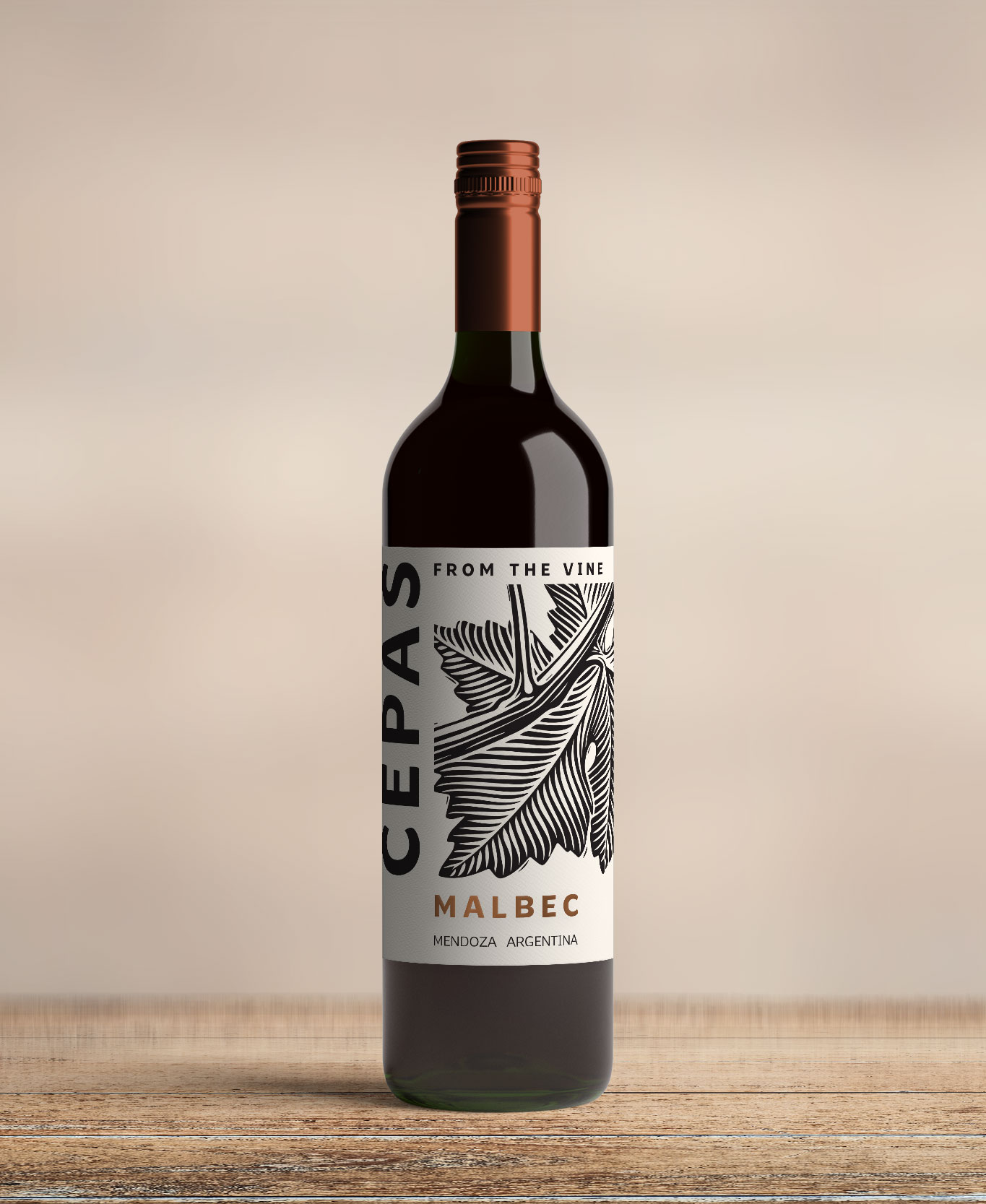 Condor Wines Wine Packaging